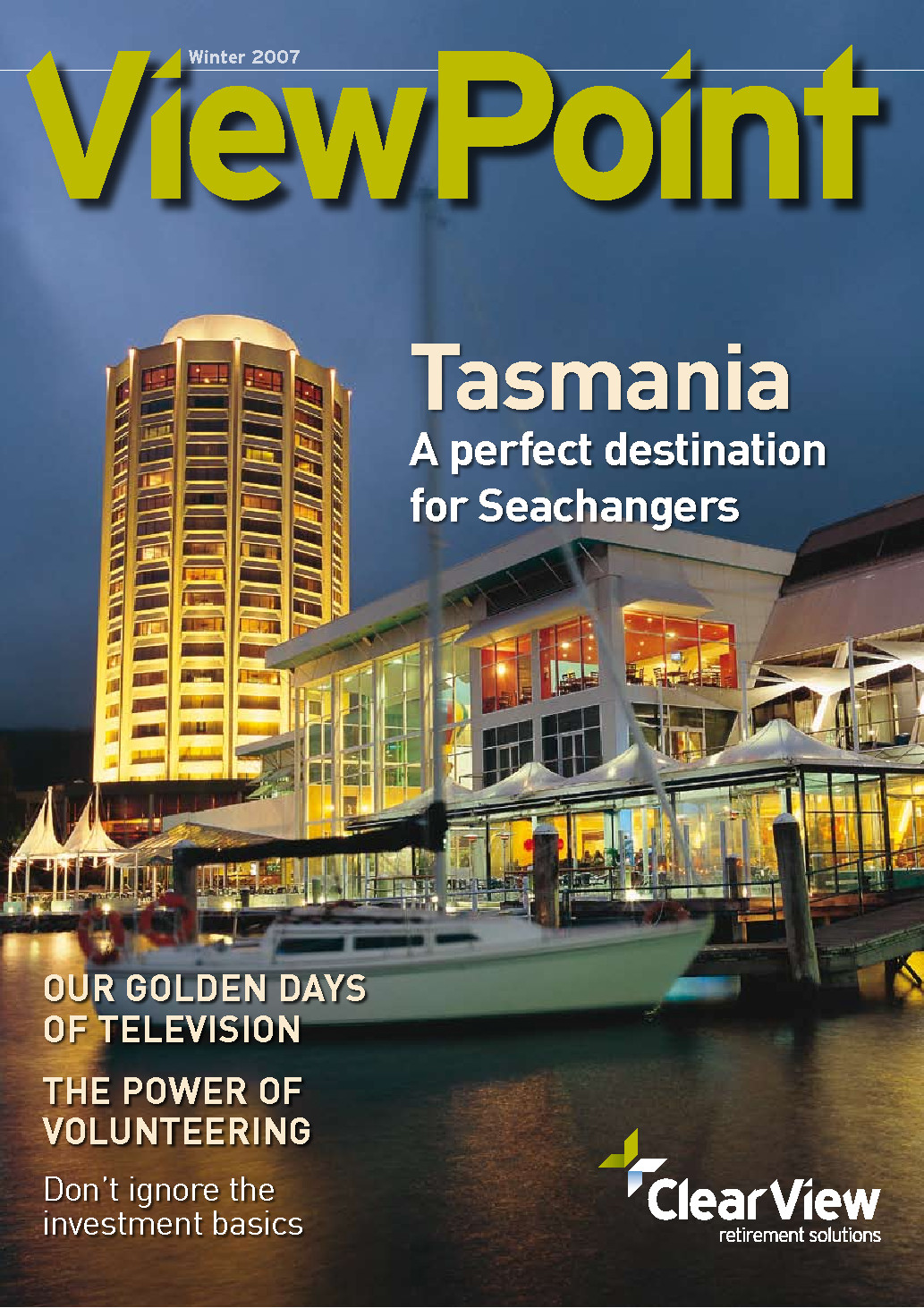ViewPoint Magazine for MBF Members