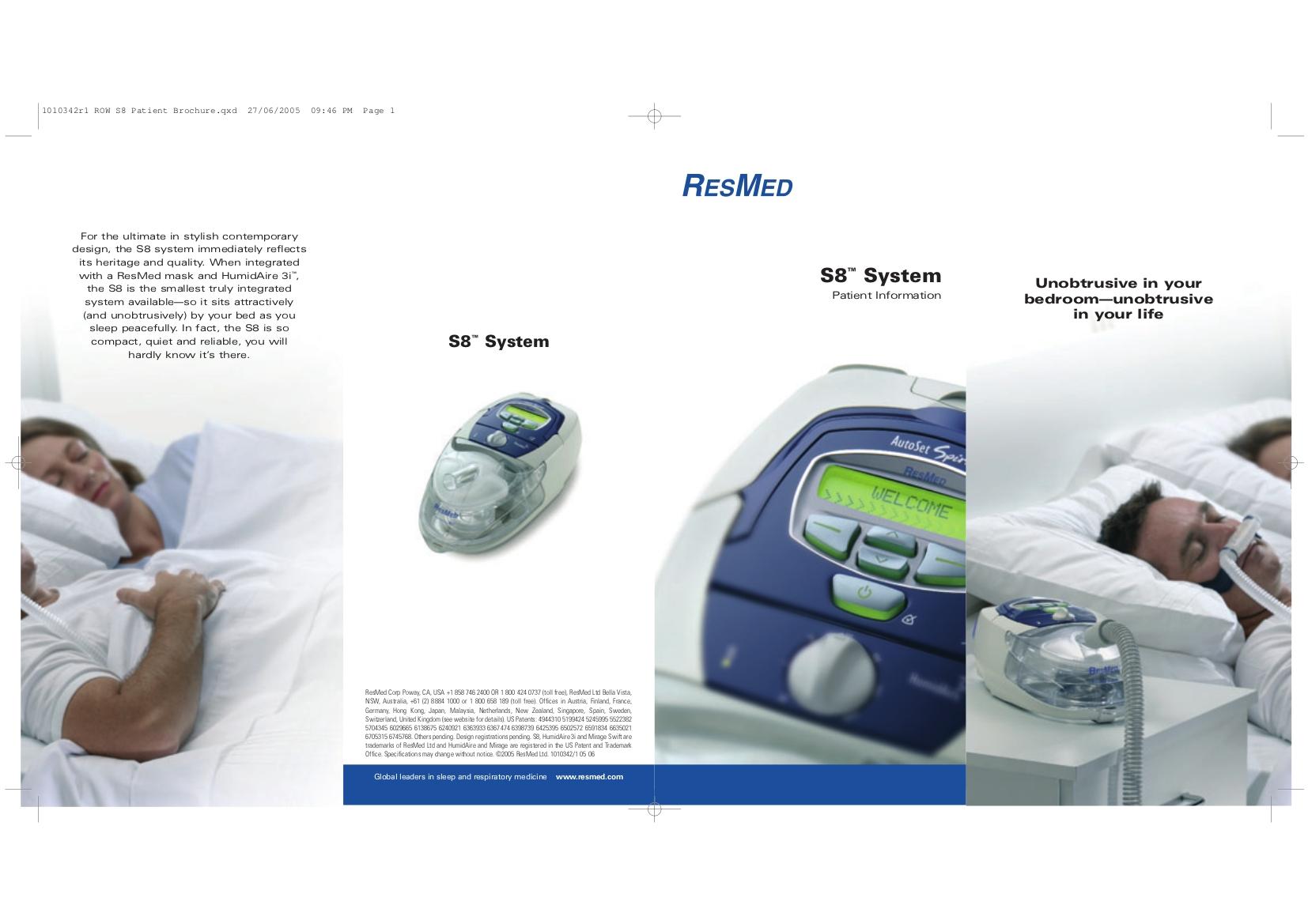 Global Launch Patient Brochure
