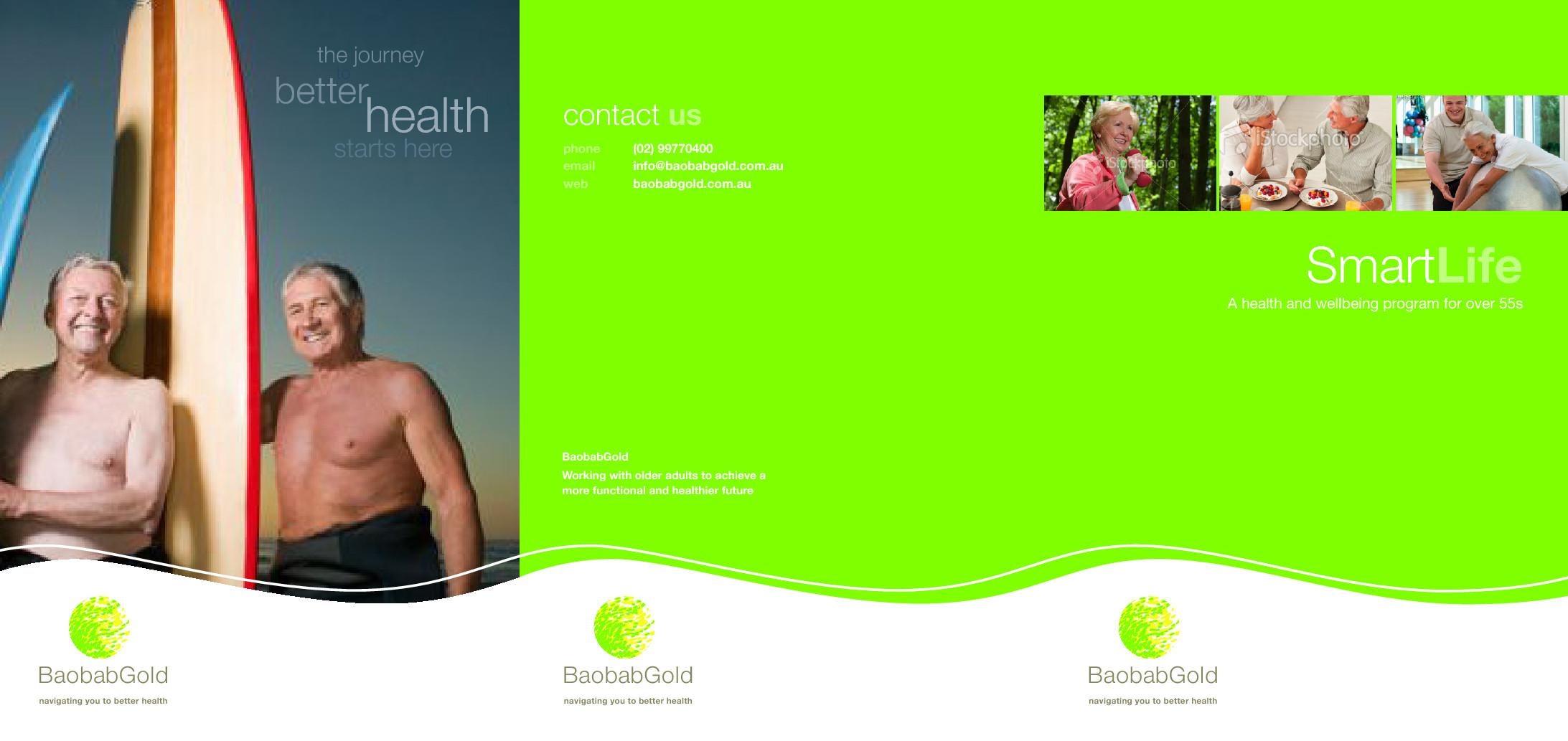 SmartLife Health Program for over 55s