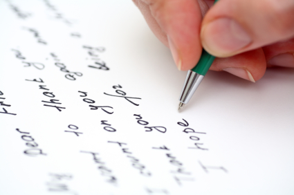 The sentence - a basis for speech and writing