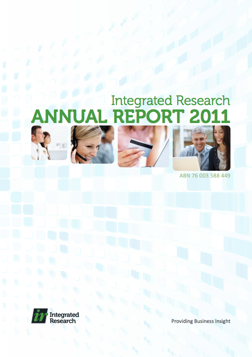 mcrae communications consultancy, Evie McRae, Annual Report