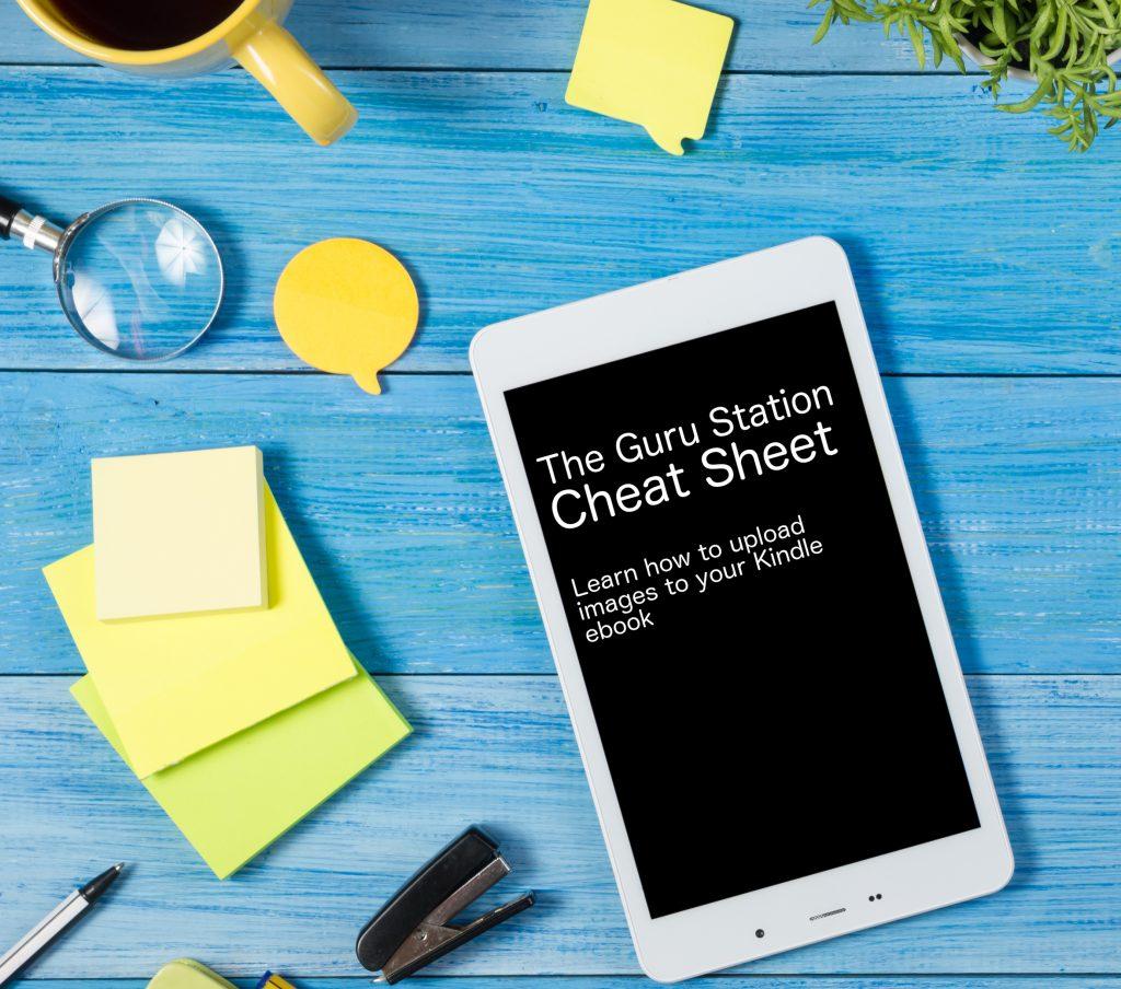 evie mcrae, mcrae communications, cheat sheet, Guru Station, ebooks, images, html